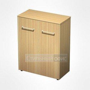 Шкаф для документов средний закрытый в кабинет руководителя МЕ 311 Сторосс