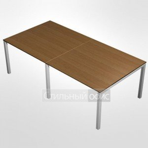 Стол для переговоров для офиса в кабинет руководителя ВТ 120 БН
