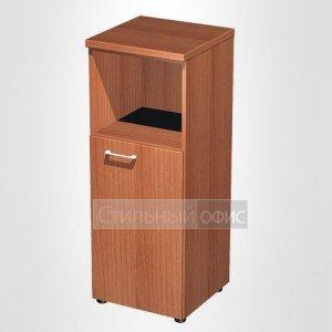 Шкаф для документов средний узкий полузакрытый в офис для кабинета руководителя 766