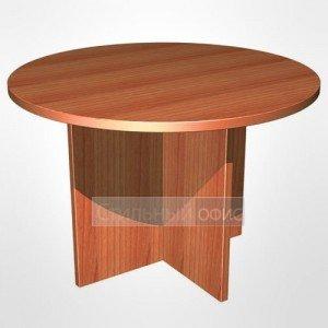 Стол для переговоров круглый в офис для кабинета руководителя 189