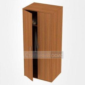 Шкаф офисный глубокий для одежды