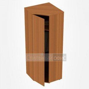 Шкаф офисный угловой для одежды