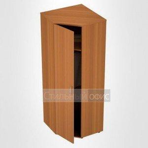Шкаф офисный для одежды угловой