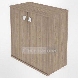 Шкаф низкий широкий закрытый Л.СТ-3.1