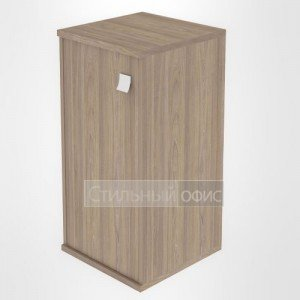 Шкаф низкий узкий закрытый Л.СУ-3.1