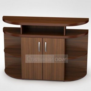 Шкаф средний в кабинет руководителя 4ШН.010