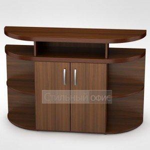 Шкаф средний в кабинет руководителя 4ШН.010 Алсав