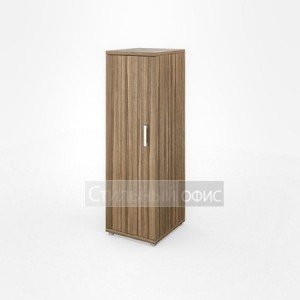 Шкаф узкий средний закрытый