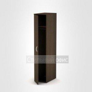 Шкаф офисный узкий для одежды 3Ш.012.1 Алсав