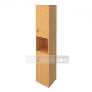 Шкаф с 2 деревянными дверками