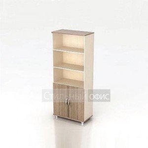 Шкаф с низкими дверками К4 Монолит