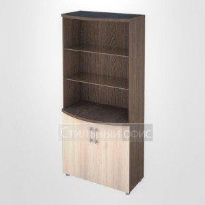 Шкаф средний в кабинет руководителя 44.44.22
