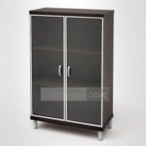Шкаф средний широкий в кабинет руководителя