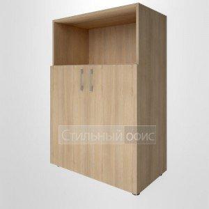 Шкаф средний широкий с низкими дверками для руководителя LT-ST 2.1 Riva