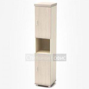 Шкаф узкий высокий с нишей К92