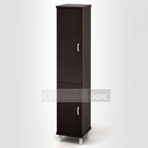 Шкаф узкий высокий закрытый