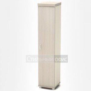 Шкаф узкий закрытый в кабинет руководителя К91