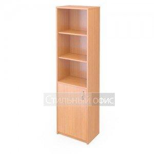 Шкаф узкий для офиса А-321