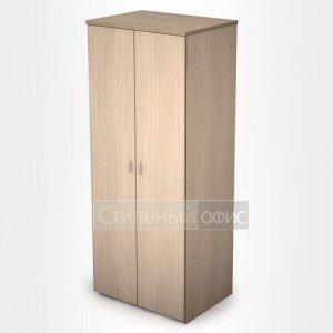 Шкаф в офис для одежды глубокий 2Ш.011 + 2ФК.001 Алсав
