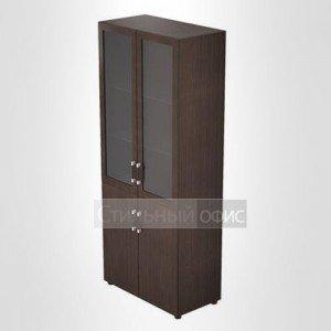 Шкаф-витрина в кабинет руководителя 17.24