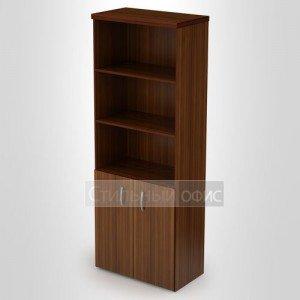 Шкаф высокий полузакрытый с топом 4Ш.011 4ТП.001 Алсав