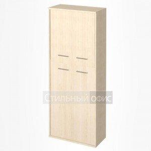 Шкаф высокий широкий с дверками закрытый KST-1.8