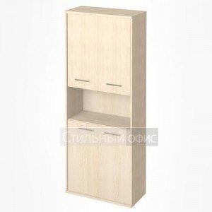 Шкаф высокий широкий с нишей KST-1.5