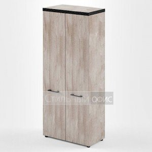 Шкаф высокий широкий с высокими дверками THC 85.1 Skyland