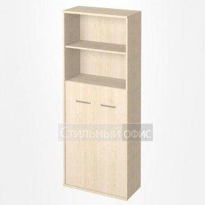 Шкаф высокий широкий со средними дверками KST-1.6