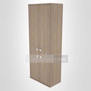 Шкаф высокий широкий закрытый с 4 дверками Л.СТ-1.3
