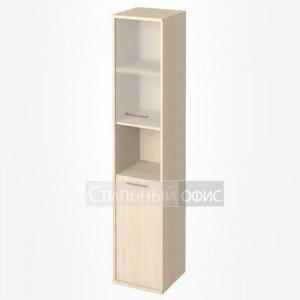 Шкаф высокий узкий с нишей KSU-1.4 Лев/Пр Riva