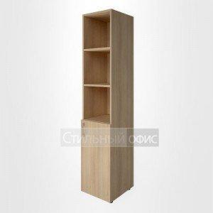 Шкаф высокий узкий с низкой дверкой для руководителя LT-SU 1.1 L/R Riva