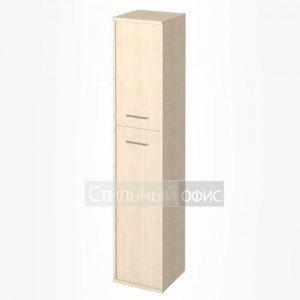 Шкаф высокий узкий с дверками KSU-1.8 Лев/Пр