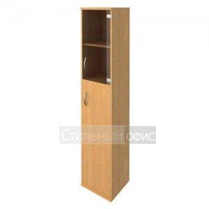 Шкаф высокий узкий с 2 дверками