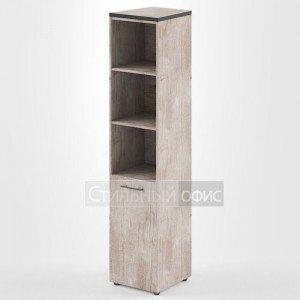 Шкаф высокий узкий с низкой дверкой