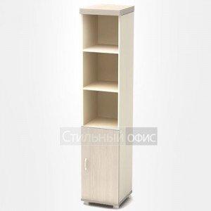 Шкаф высокий узкий в кабинет руководителя К89