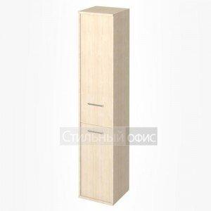 Шкаф высокий узкий закрытый KSU-1.3 Лев/Пр