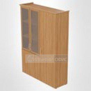 Комплект шкафов в кабинет руководителя 40.24 40.23