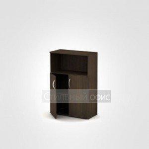 Шкаф офисный сердний широкий полузкарытый 3Ш.017.2
