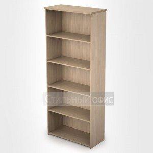 Стеллаж в офис деревянный высокий широкий