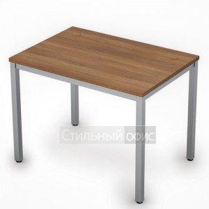 Стол на металлокаркасе прямой короткий 6М.007 Алсав