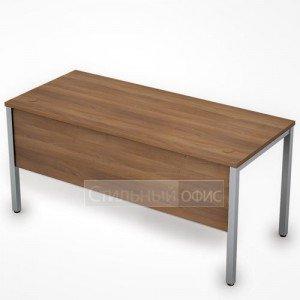 Стол на металлокаркасе с экраном длинный 6МД.004 Алсав
