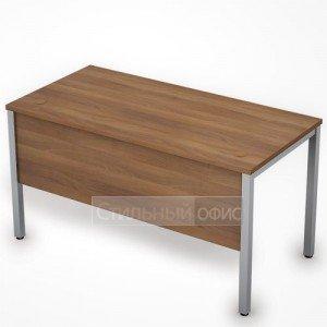 Стол на металлокаркасе с экраном прямой 6МД.009 Алсав