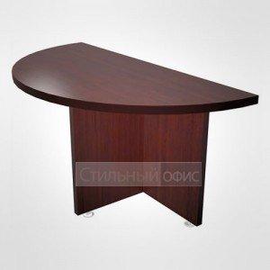 Стол составной полукруглый для офиса
