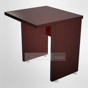 Стол составной прямой офисный короткий