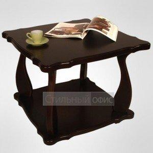 Журнальный столик для офиса на колесиках
