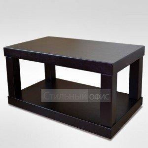 Стол журнальный офисный эко-кожа