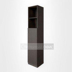 Шкаф офисный полузакрытый правый высокий узкий для персонала В.СУ – 1.6пр