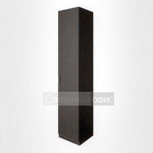 Шкаф офисный закрытый правый высокий узкий для персонала В.СУ – 1.9пр