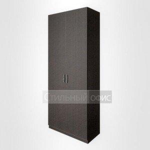 Шкаф закрытый офисный широкий высокий для персонала В.СТ – 1.9